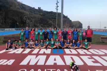 Atletas OIST Madeira